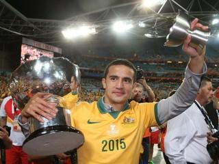 Austrálčan Tim Cahill uprednostnil namiesto španielskej ligy súťaž v Číne