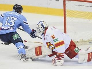 Slovan zdolal Jokerit 6:2, vyhral tretíkrát za sebou