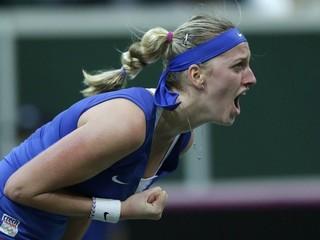 Češky tretíkrát vyhrali Pohár federácie, proti Nemkám rozhodla Kvitová