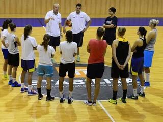 Rücon Cup vyhrali basketbalistky Good Angels Košice