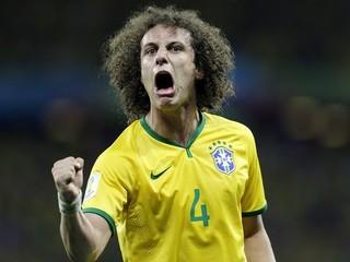 Brazílsky hrdina David Luiz: Je to genetické, moja noha sa tak narodila