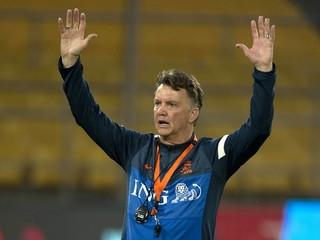 Van Gaal sa podľa Telegraafu dohodol s Manchestrom United