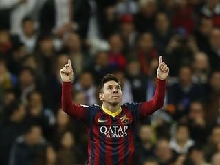 Real prehral s Barcelonou 3:4, Messi strelil hetrik