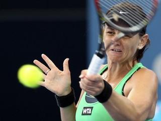 Hantuchová prehrala s kvalifikantkou, Cibulková postúpila