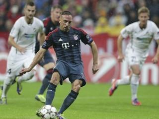 Na Zlatú loptu nie sú favoritmi Messi s Ronaldom, ale Ribéry