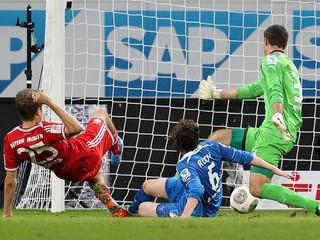 Bayern ďalšou výhrou vyrovnal 31-ročný rekord Hamburgu