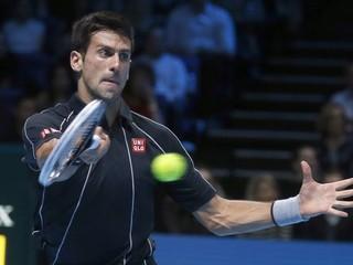 Djokovič vyhral finále s Nadalom v dvoch setoch