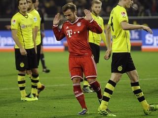 Götze odišiel z Borussie, hneď jej dal gól za Bayern