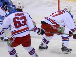 Minsk opäť vyhral a posunul Slovan na posledné miesto