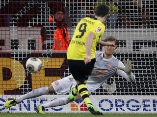Klopp donútil Lewandowskeho kopať penaltu