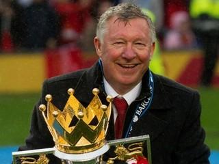Sir Alex Ferguson sa rozlúčil s Old Traffordom víťazstvom