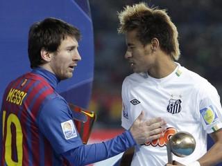 Neymar v drese Realu Madrid je pre Messiho hrozná predstava
