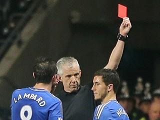 Chelsea nezvládla odvetu pohára, Hazard kopol do podávača lôpt