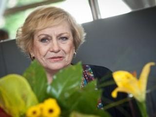 Věra Čáslavská je po 20 rokoch na Slovensku