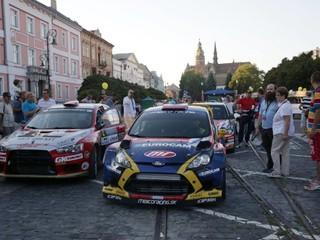 Rally Košice rozhodne o majstrovských tituloch