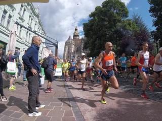 Na polmaratóne v Košiciach víťazne Babjak a Ondrijová