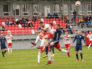 II. liga: Poprad útočí na Fortuna ligu, Prešov vypadáva