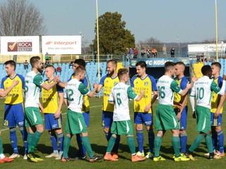 III. liga: FC Košice nehrali, ale už postúpili
