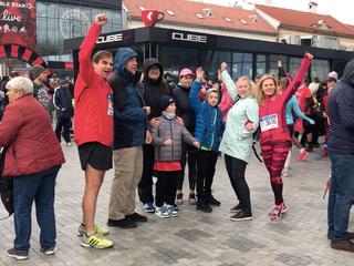 Zima fanúšikov maratónu nezastavila, k trati ich prišli tisíce
