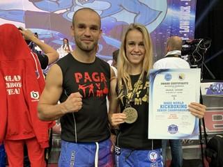 Popradčanka získala bronz na majstrovstvách sveta WAKO v kickboxe
