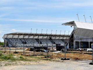Zväz posunul kolaudáciu troch štadiónov na východe