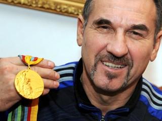 S Kunzom si štrngneme na diaľku, vraví zlatý olympionik Seman