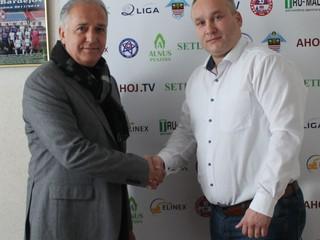 Futbalový klub z Bardejova spečatil zmluvu s novým investorom