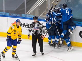 Skvelý obrat Fínov. Šláger proti Švédsku rozhodli v poslednej minúte