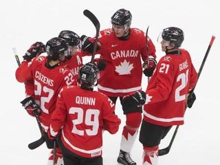 ONLINE: Kanada vs. Rusko (semifinále MS v hokeji do 20 rokov 2021)