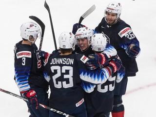 ONLINE: USA vs. Fínsko (semifinále MS v hokeji do 20 rokov 2021)