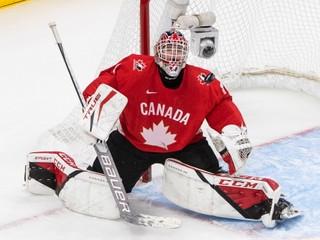 Brankár Kanady vyrovnal rekord MS, Američania snívali o finále proti rivalovi