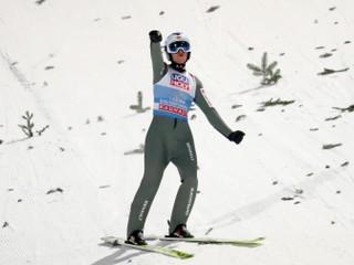 Stoch zničil konkurenciu a tretíkrát vyhral Turné štyroch mostíkov