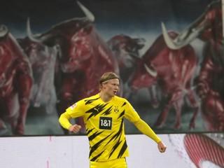Haaland má ďalší historický zápis, Schalke od negatívneho rekordu zachránil tínedžer