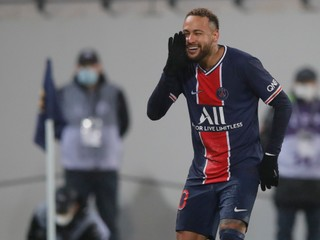 Neymar odohral prvý zápas v roku a hneď vyhral trofej, rozhodol z penalty
