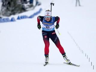 P. Fialková po výbornom výkone skončila v top 10, vyhrala Eckhoffová