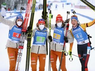 Slovenky stiahli z trate už v polovici pretekov, triumfovali domáce Nemky