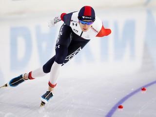 Češka Sáblíková získala medailu na ME, utvorila ňou nový rekord