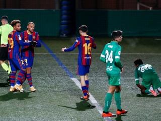 Barcelona mohla dopadnúť ako Real, treťoligistu zlomila až v predĺžení