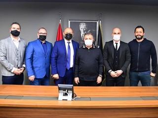 Slávny Besiktas volal do Senice. Črtá sa slovensko-turecká spolupráca