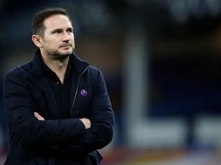 Lampard skončil na lavičke Chelsea, klub už má za neho náhradu