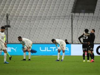 Marseille prišlo o druhú priečku, v tabuľke si polepšilo Monaco