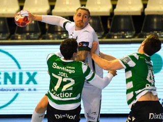 Mali len deväť hráčov do poľa. Prešov v SEHA lige vysoko prehral