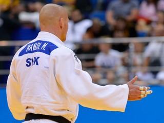 Slovenský džudista poskočil v boji o Tokio, kontroverzne ho obrali o bronz