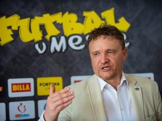 Proti Superlige je aj Únia ligových klubov. Je to formát uzavretej elity, reaguje Kozák