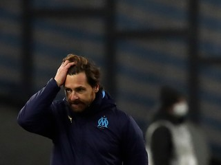 Nahneval fanúšikov, potom aj vedenie. Villas-Boas v Marseille skončil