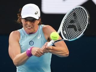 Predtým vyhrala len Roland Garros. Swiateková má druhý titul v kariére