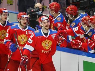 Rusi vyhrali Euro Hockey Tour v predstihu. Ani raz neprehrali