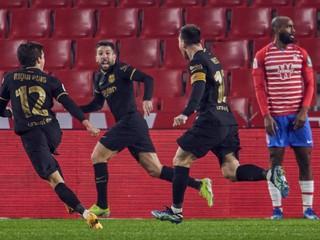 Skvelý obrat Barcelony, dve minúty pred koncom prehrávala 0:2