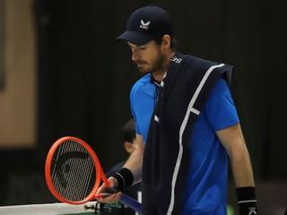 Murray pre koronavírus nešiel na Australian Open, teraz prehral finále challengeru