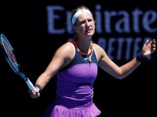 Dvojnásobná víťazka Azarenková končí už v úvode, Bartyová nestratila ani gem
